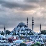 стамбул мечеть сулеймание