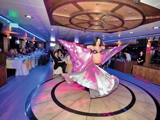 танец живота в стамбуле